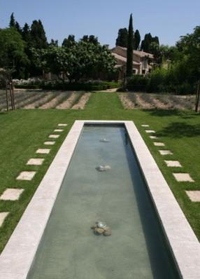 Jardin des simples et jardin provençal, Eygalières (13)