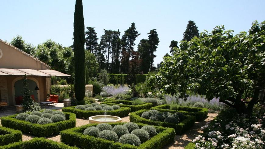 Awesome photo jardin provencal ideas - Plantes bassin de lagunage aixen provence ...