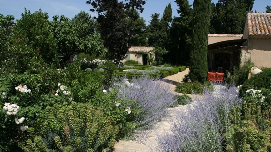 Jardin des simples et jardin proven al eygali res 13 - Plantes bassin de lagunage aixen provence ...