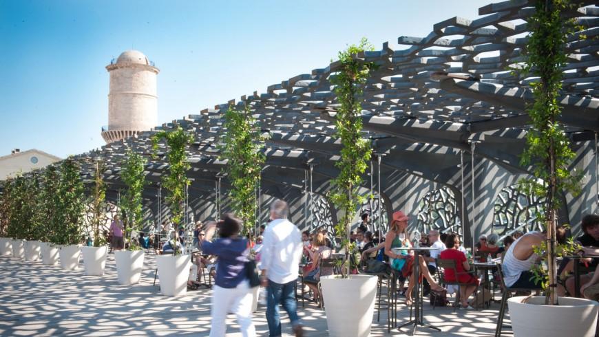 le mucem marseille 2013 paysagiste espace public et urbanisme habitats collectifs et. Black Bedroom Furniture Sets. Home Design Ideas