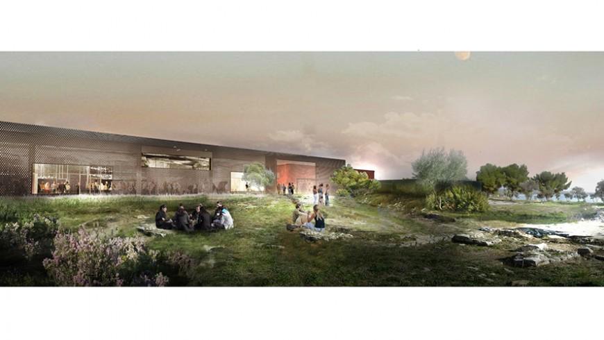 Concours lycee paul langevin martigues 2010 for Architecte martigues