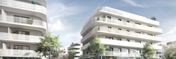 """AMENAGEMENT DE LOGEMENTS NEUFS """"CONSTRUCTA"""", La Seyne-sur-Mer"""